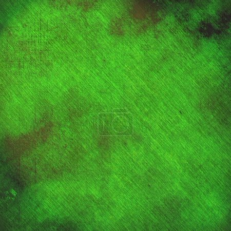 Beautiful green canvas texture with visible threading, burn and agin patches and grungy effects