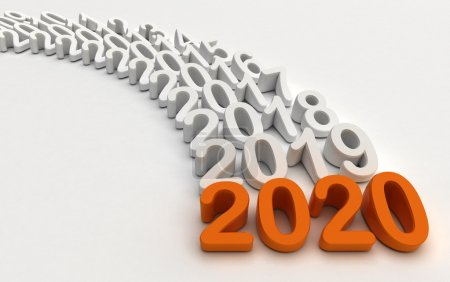 2020 - Representation passing years