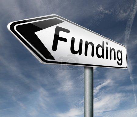 Photo pour Collecte de fonds pour des dons de charité pour un organisme à but non lucratif - image libre de droit