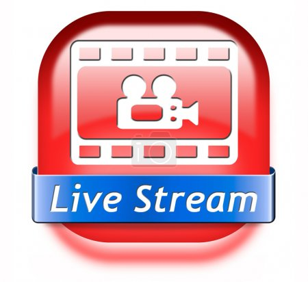 live stream video or TV
