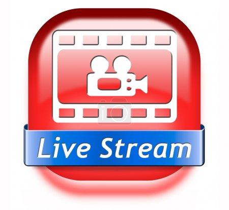 live stream video or TV