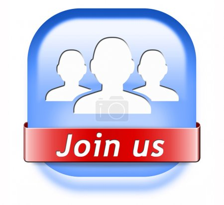 Join us now button and register here for free toda...