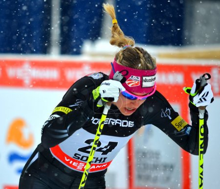 FIS CrossCountry World Cup in