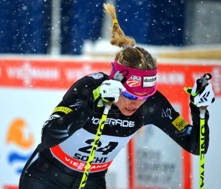 FIS CrossCountry World Cup on