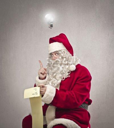 Santa Claus New Idea