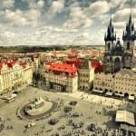 Main square in Prague