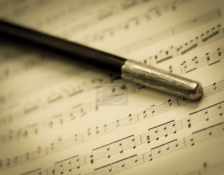 Vintage Conductors Baton