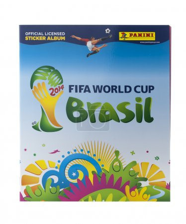 Panini FIFA World Cup 2014
