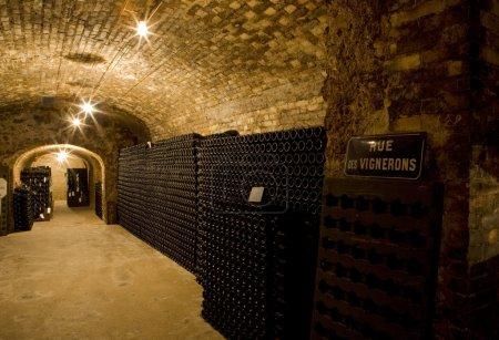 Janisson Baradon Champagne Winery, Champagne Region, France