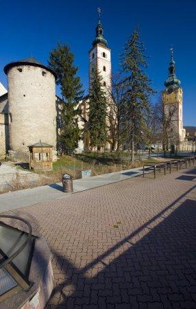Photo pour Banska Bystrica, Slovaquie - image libre de droit