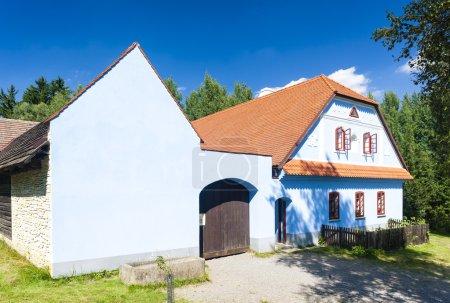 Folk museum in Vesely Kopec