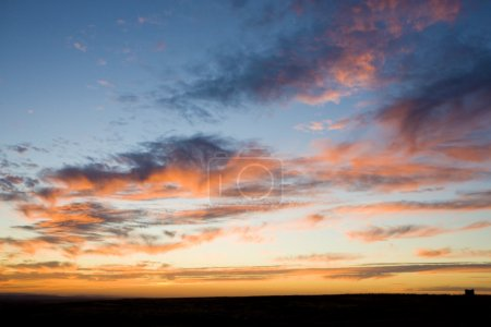 Photo for Clouds during sunset - Royalty Free Image