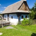 Folk museum in Vesely Kopec, Czech Republic...