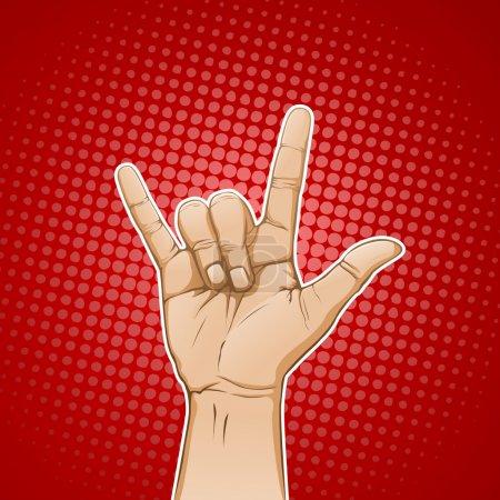 Rocking Hand