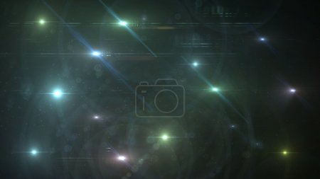Foto de Cámara flash llamarada fullhd - Imagen libre de derechos