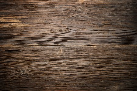Photo for Old wood background overhead close up shoot - Royalty Free Image