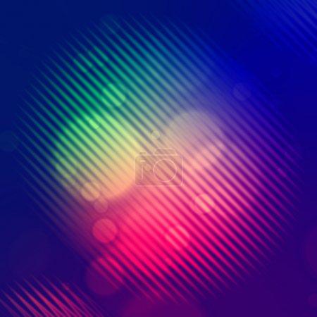 Photo pour Fond abstrait dégradé avec des points et des rayures - image libre de droit