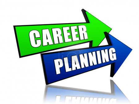 Career planning in arrows