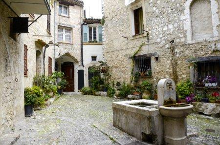Medievel Town of Saint Paul De Vence