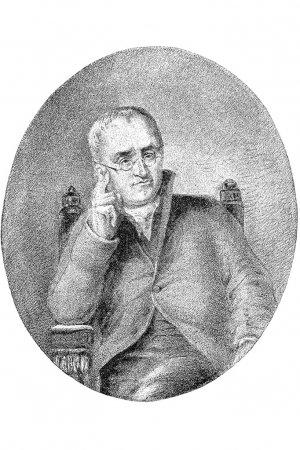 John Dalton portrait