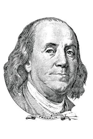 Benjamin Franklin ( vector)