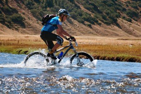 горный велосипед кросс-кантри марафон