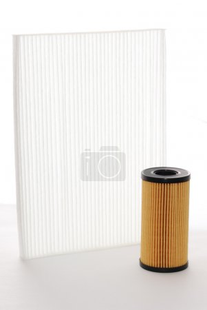 air filter and oil filter cartridge