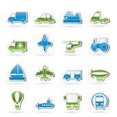 Jiný druh dopravy ikon