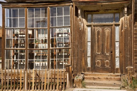 Old West Store Front