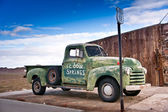 Old Time Truck on Route 66