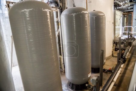 Pressurized Water Tanks