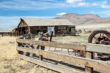 Old West Ranch in Nevada