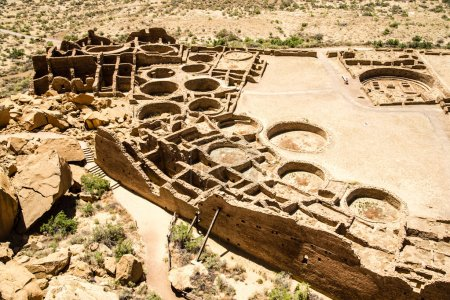 Pueblo Boniyo is the largest Great House built by ...