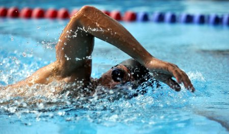 Photo for Swimming - sport - Royalty Free Image