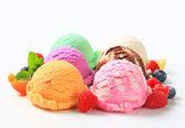 Míchaná zmrzlina