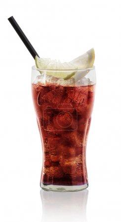 Ice cold Coca Cola