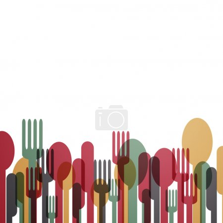 Abstract Cutlery