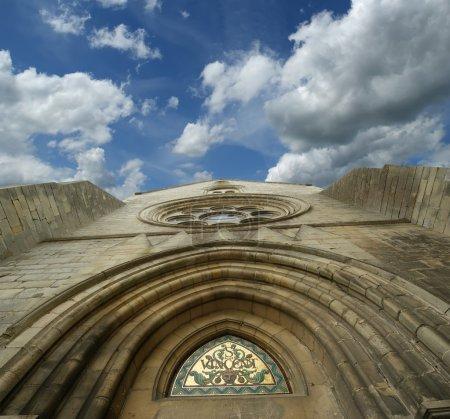 France, senlis, picardy, oise--- Saint Vincent Abbey