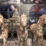 Qin dynasty Terracotta Army, Xian (Sian), China...