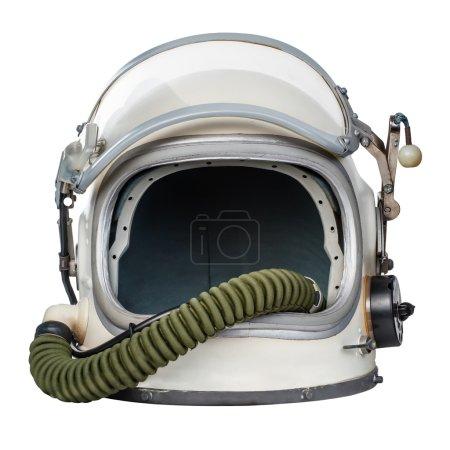 Vintage astronaut helmet