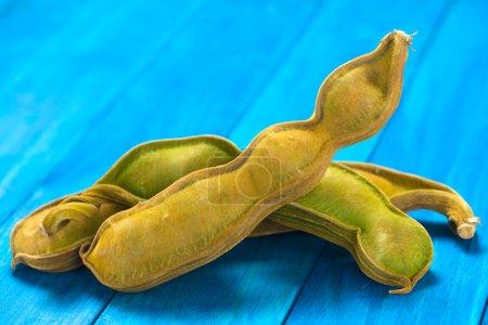 Peruvian Fruit Called Pacay