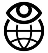 Global spying icon