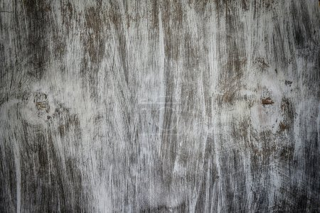 Photo for Brown wooden wall textured background - Royalty Free Image