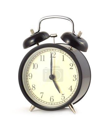 Time for tea on alarm clock