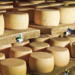 Making cheese at the farm on the old traditional S...