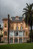 Villa Nobel in San Remo, Liguria, Italy