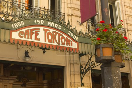 kaffee tortoni buenos aires argentinien