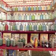 Soda Syphons on San Telmo Market in Buenos Aires, ...