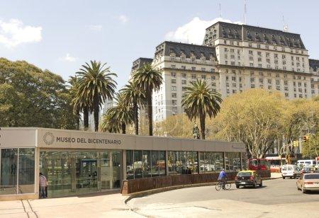 Bicentennial Museum in Buenos Aires, Argentina