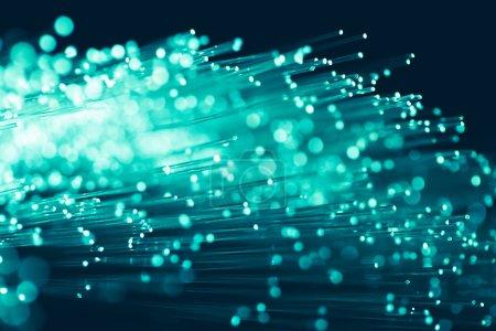 fiber optics threads